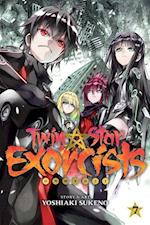 Twin Star Exorcists (Twin Star Exorcists, nr. 7)