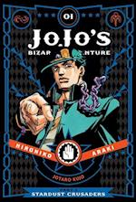 Jojo's Bizarre Adventure Stardust Crusaders 1 (Jojos Bizarre Adventure Stardust Crusaders)