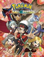 Omega Ruby Alpha Sapphire af Satoshi Yamamoto