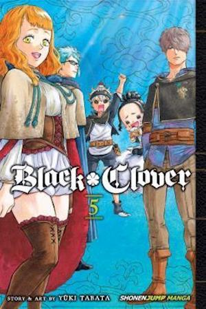 Bog, paperback Black Clover af Yuki Tabata