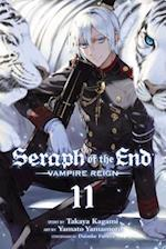 Seraph of the End (Seraph of the End, nr. 11)