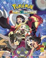 Pokemon Omega Ruby Alpha Sapphire 3 (Pokemon Omega Ruby Alpha Sapphire)