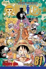 One Piece, Vol. 81 (One Piece, nr. 81)