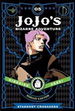 JoJo's Bizarre Adventure: Part 3--Stardust Crusaders, Vol. 5 (Jojo S Bizarre Adventure Part 3 Stardu, nr. 5)