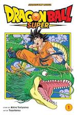 Dragon Ball Super (Dragon Ball Super, nr. 1)