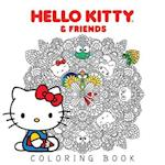 Hello Kitty & Friends Coloring Book (Hello Kitty, nr. 1)