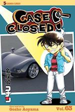 Case Closed 63 (Case Closed (Graphic Novels))