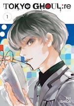 Tokyo Ghoul: re, Vol. 1 (Tokyo Ghoul Re, nr. 1)