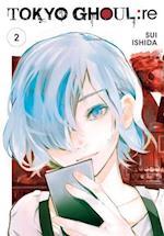 Tokyo Ghoul: re, Vol. 2 (Tokyo Ghoul Re, nr. 2)