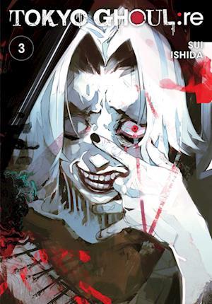 Bog, paperback Tokyo Ghoul: re, Vol. 3 af Sui Ishida