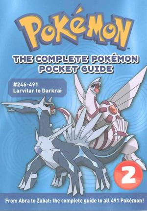 Bog, paperback The Complete Pokemon Pocket Guide af Pokemon Company International