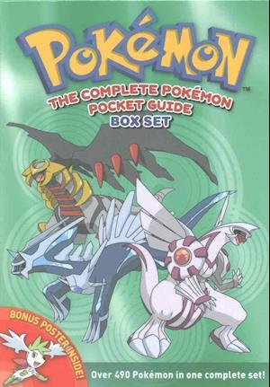 Bog, paperback The Complete Pokemon Guide Set af Pokemon Company International