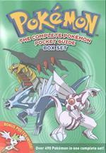 The Complete Pokemon Guide Set (Pokemon)