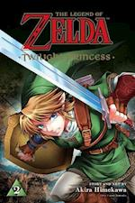 The Legend of Zelda (The Legend of Zelda Twilight Princess, nr. 2)