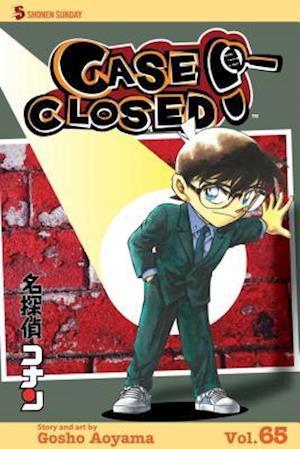Bog, paperback Case Closed, Vol. 65 af Gosho Aoyama