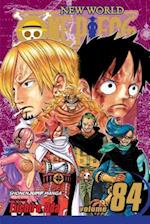 One Piece, Vol. 84 af Eiichiro Oda