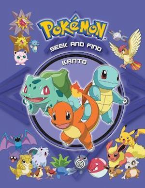 Bog, hardback Pokemon Seek and Find af Viz Media