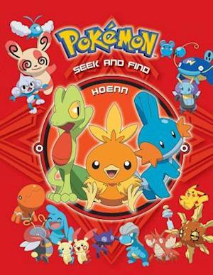 Pokemon Seek and Find Hoenn