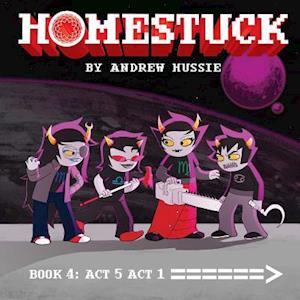 Homestuck, Book 4