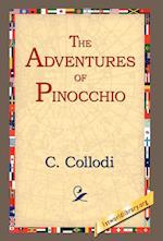 The Adventures of Pinocchio af C. Collodi