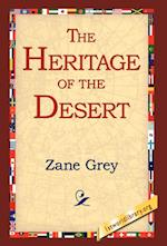 The Heritage of the Desert af Zane Grey