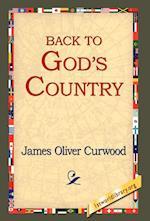 Back to God's Country af James Oliver Curwood