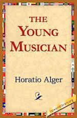 The Young Musician af Horatio Alger Jr