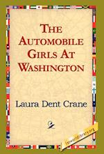 The Automobile Girls at Washington af Laura Dent Crane