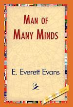 Man of Many Minds af E. Everett Evans