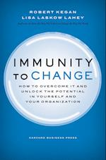 Immunity to Change af Lisa Lahey, Lisa Laskow Lahey, Robert Kegan