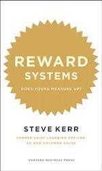 Reward Systems (Memo to the Ceo)