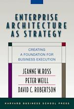 Enterprise Architecture As Strategy af David Robertson