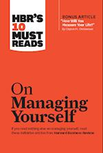 HBR's 10 Must Reads on Managing Yourself af harvard Business Review
