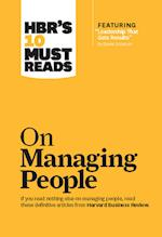 HBR's 10 Must-Reads on Managing People af harvard Business Review