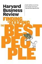 Harvard Business Review on Finding & Keeping the Best People (Harvard Business Review)