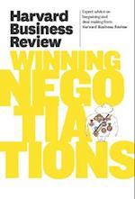 Harvard Business Review on Winning Negotiations (Harvard Business Review)