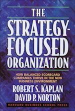 Strategy-Focused Organization