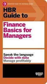 HBR Guide to Finance Basics for Managers (HBR Guide Series) (HBR Guide)