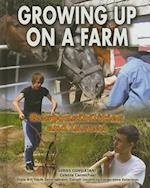 Growing Up on a Farm af Peter Sieling