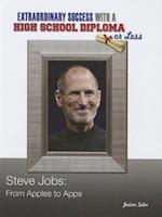 Steve Jobs (Extraordinary Success With a High School Diploma or Less)