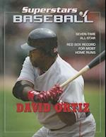 David Ortiz (Superstars of Baseball)