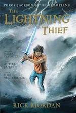 The Lightning Thief af Robert Venditti, Rick Riordan, Jose Villarrubia