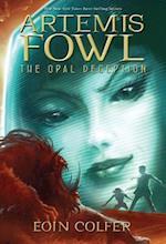 Artemis Fowl the Opal Deception (New Cover) (Artemis Fowl, nr. 4)