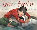 Lotus and Feather