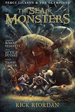 Percy Jackson and the Olympians Sea of Monsters, The af Rick Riordan, Robert Venditti