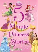 5-Minute Princess Stories af Disney Press