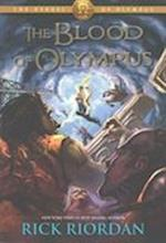 The Blood of Olympus (The Heroes of Olympus)