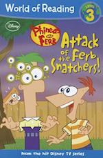 Attack of the Ferb Snatchers! af Leigh Stephens