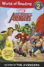 The Mighty Avengers the Story of the Avengers
