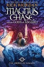 The Sword of Summer (Magnus Chase and the Gods of Asgard, nr. 1)